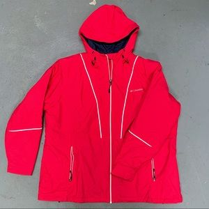 Columbia Winter Jacket (Ski Jacket) 2X